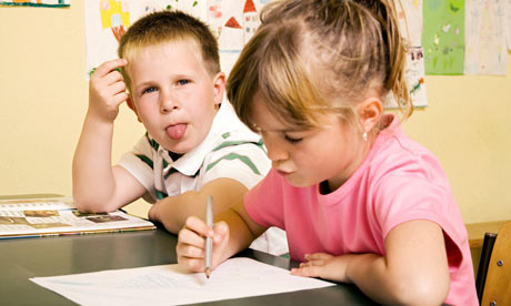 School infants too easily branded as 'naughty' | Education ...
