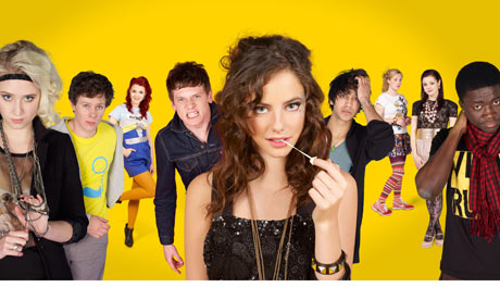 Skins series three-four