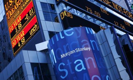 morgan stanley stop bank energy transation