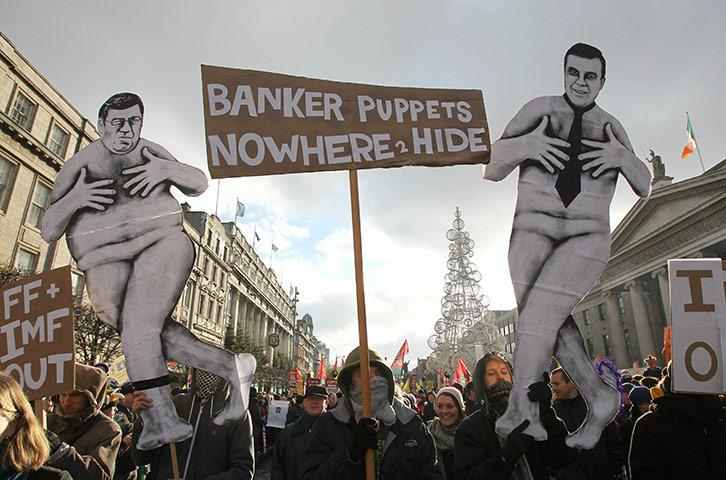 Strejkernas europa facken okar pressen pa blair