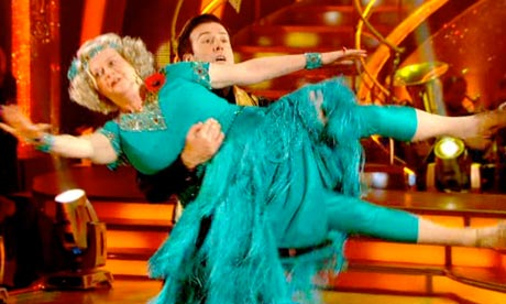 Image result for strictly come dancing fall