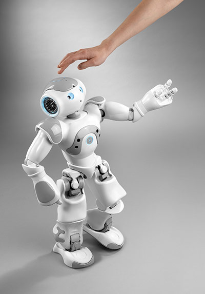 Year In Science : First robot able to develop and show emotions is unveiled