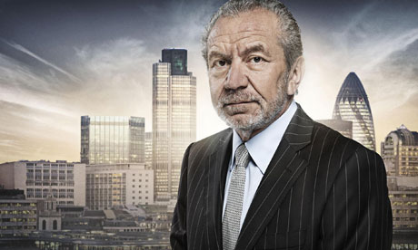 The Apprentice week 2 – a cynical eye on a cynical show