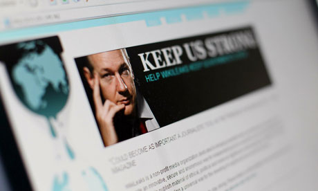 wikileaks us blocks federal access