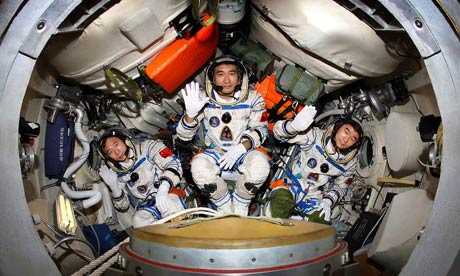 chinese astronauts are called what - photo #21