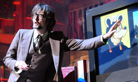 Jarvis Cocker at the NME awards 2010