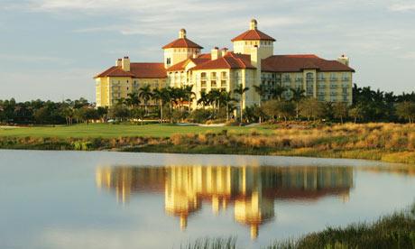 Ritz-Carlton's Naples hotel, Florida