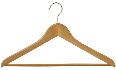 Space Solves Wall Mounted Coat Racks And Discoloured
