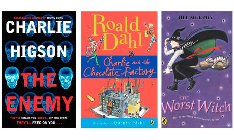 To mark its 70th anniversary, Puffin has drawn up a list of the 70 best-ever books