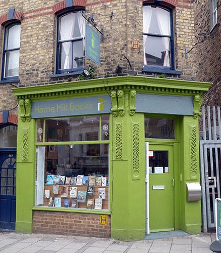Bookshops: Herne Hill Books