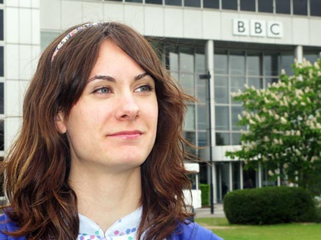 BBC developer Crystal Hirschorn
