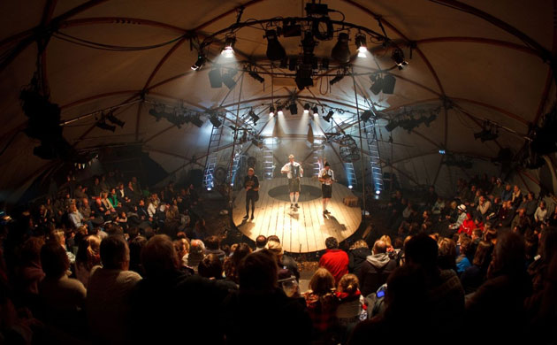 Kneehigh Theatre In Pictures Stage The Guardian