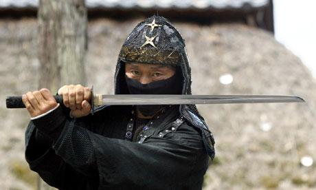 A ninja master