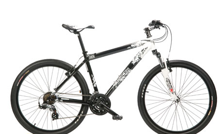 Saracen Tufftrax Mens bicycle