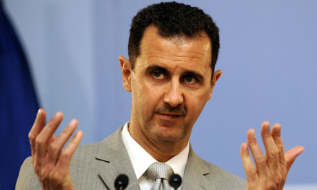 Syrian human rights record unchanged under Assad, report ...