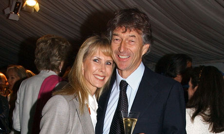Stuart and Susan Crossley