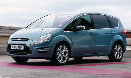 on the road ford s max titanium 2 0 duratorq tdci technology the guardian. Black Bedroom Furniture Sets. Home Design Ideas