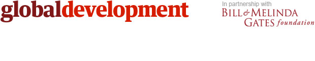 Global development badge