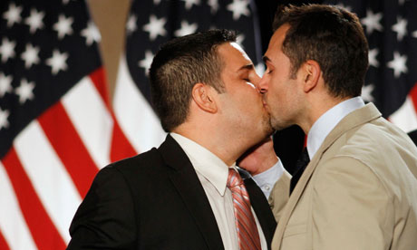 Californians celebrate overturning of Proposition 8