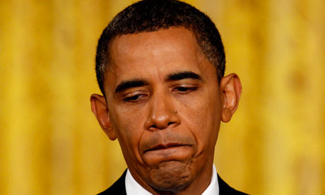 Barack Obama urges US Democrats to 'wake up' – or risk ...