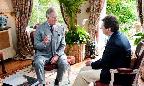 Highgrove Alan Meets Prince Charles titchmarsh