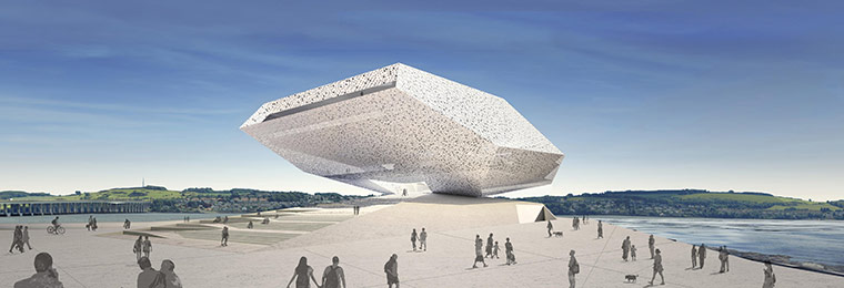 Designs On Dundee Architects Visions For New V Amp A Art