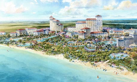 Development of Baha Mar Resort