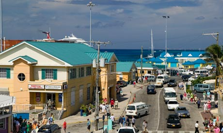 cayman islands tax haven