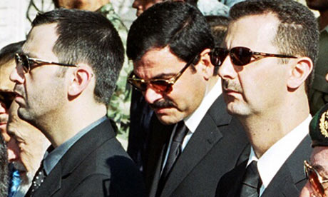 At home with the Assads: Syria's ruthless ruling family ...