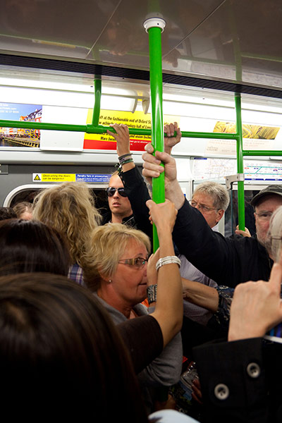 germs: Commuters