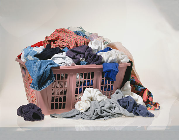 germs: Laundry