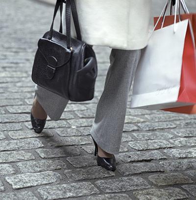 germs: handbag
