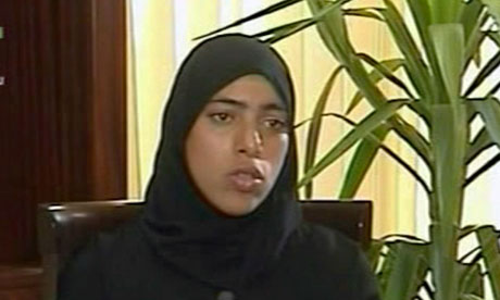 Zainab al-Hosni, 'beheaded' girl on state TV