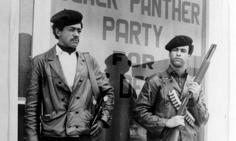 Bobby Seale And Huey Newton Danny Glover's Black P...