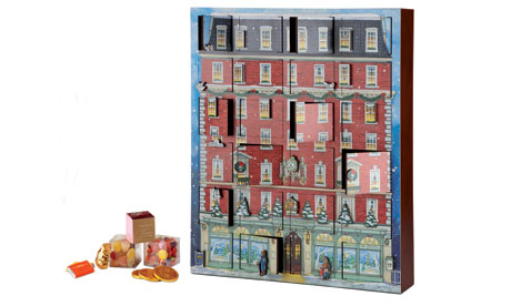 Fortnum and Mason chocolate advent calendar