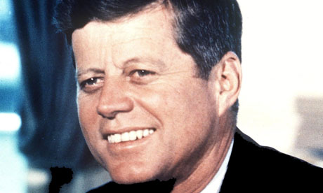 I still get emotional about the JFK assassination 50 years later