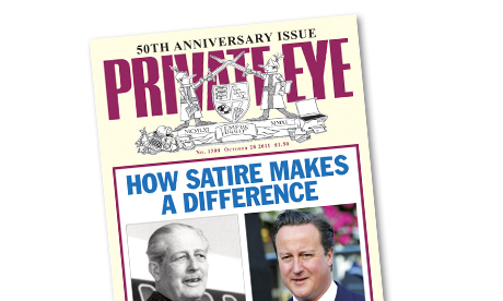 Private eye subscription change address