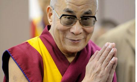 Dalai Lama in Tokyo