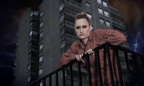 Misfits' Kelly, played by Lauren Socha