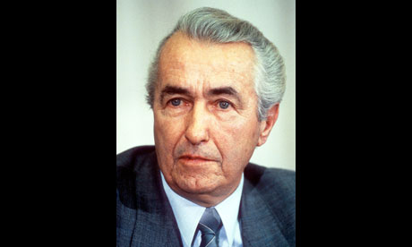 Ante Markovic obituary | World news | The Guardian