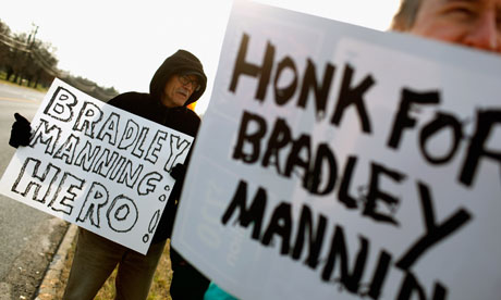 Article 32 Military Hearing Held For Bradley Manning At Fort Meade