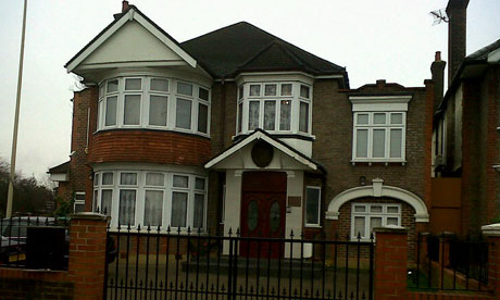 North Korean Embassy in west London
