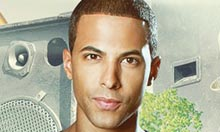 Marvin from JLS