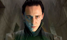 Tom Hiddleston in Thor. Photo: Sportsphoto Ltd/Allstar