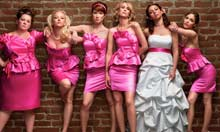 The Bridesmaids cast