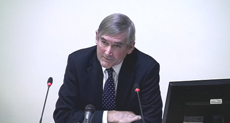 Richard Thomas, the former information commissioner