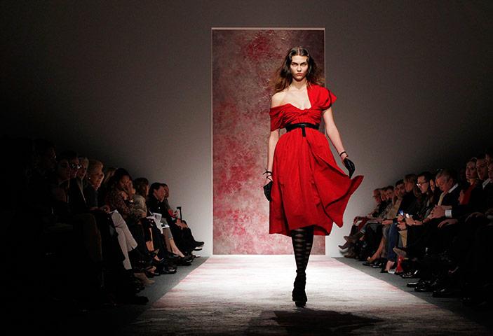 NYFW day 3: Prabal Gurung Autumn/Winter 2011 collection during New York Fashion Week