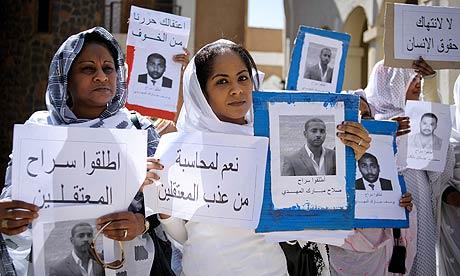 Sudan women protest