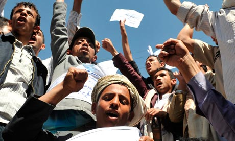 Protests in Yemen
