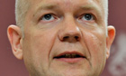 William Hague has called on the No campaign to reveal its funding sources